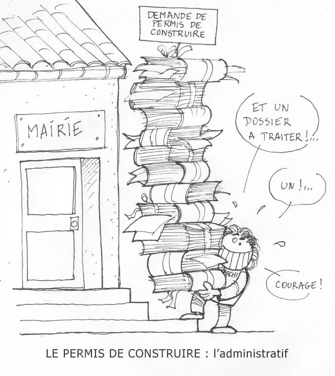 Guillaume lofi architecte dplg prestations pour for Notice descriptive permis de construire